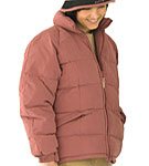 Tummel Ladies Textured Parka