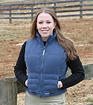Lomond Ladies Micro Logo Gilet